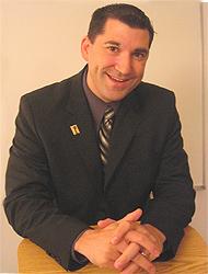 Ethan Becker, Senior Coach/Trainer