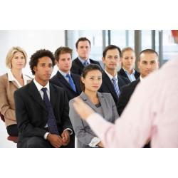 Effective Presentations Certificate Program